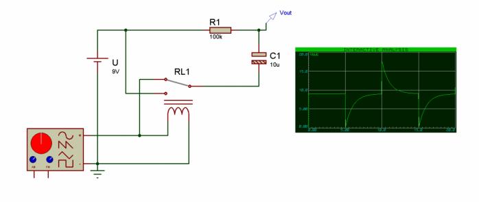 charge-et-decharge-d-un-condensateur