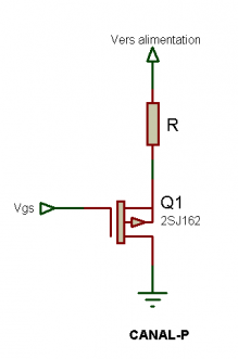 mosfet-canan-p